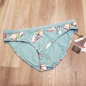 Calia by Carrie Underwood bikini bottom garden XL
